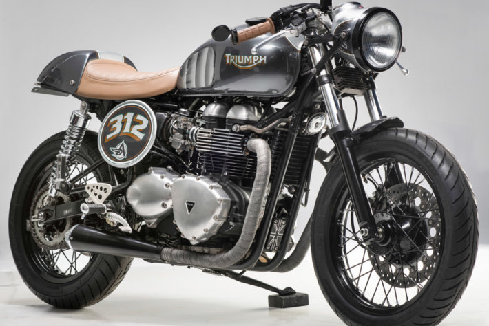 Custom Builds by Analog Motorcycles