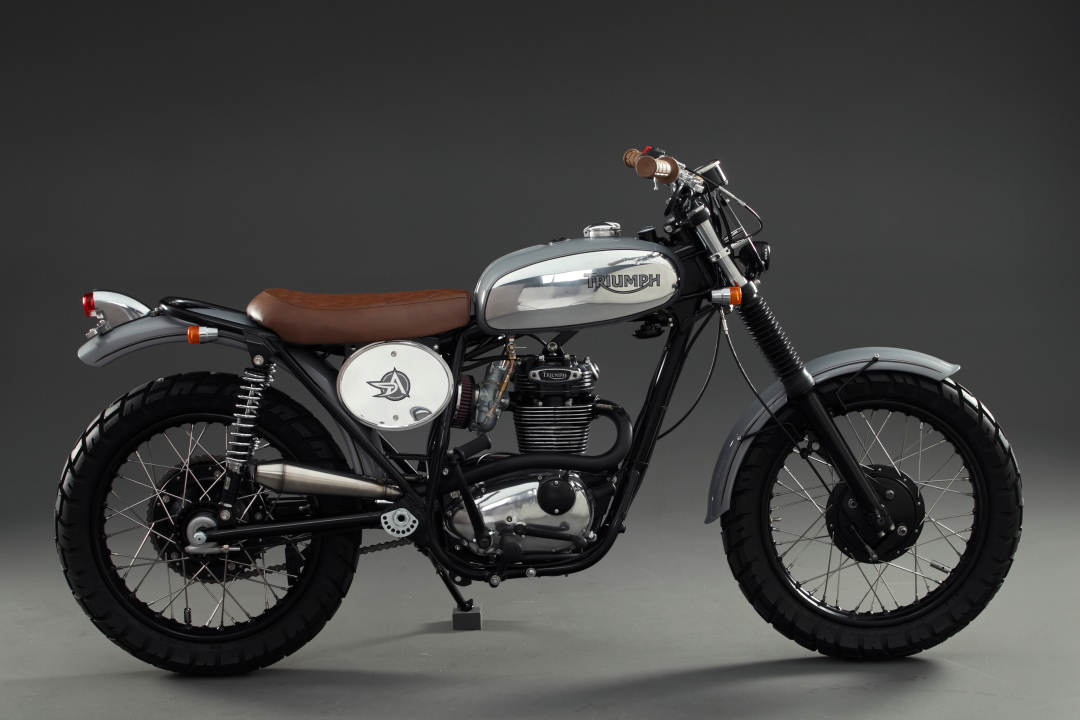 1971 Triumph Trailblazer 250 Tt250 Analog Motorcycles