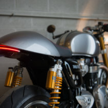 A3T v2 Thruxton Fender Eliminator Kit