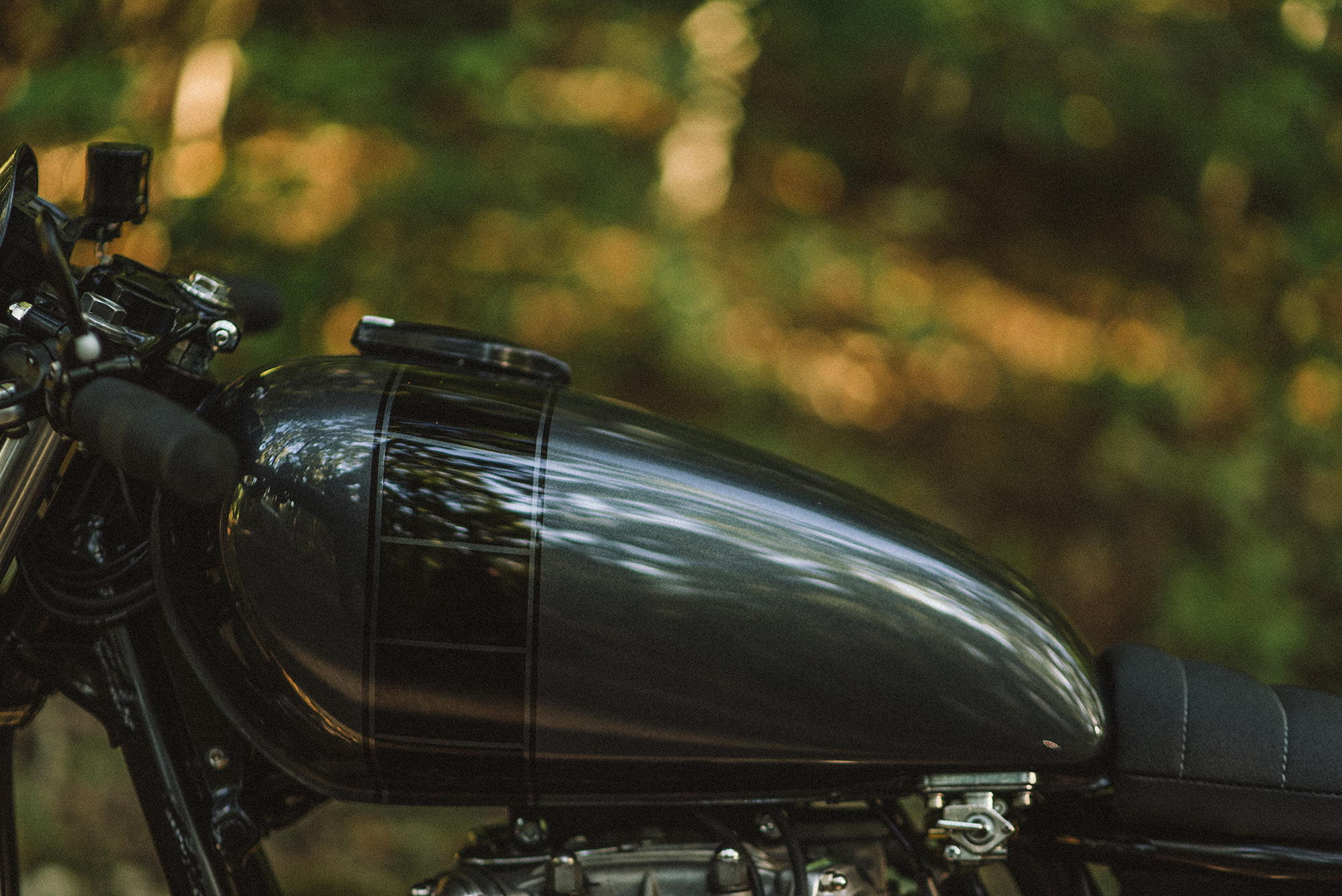 XS650 from Analog Motorcycles