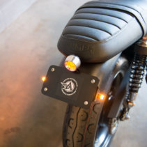 AMG Retro Lighting Kit - Street Twin LED Tail Light Kit
