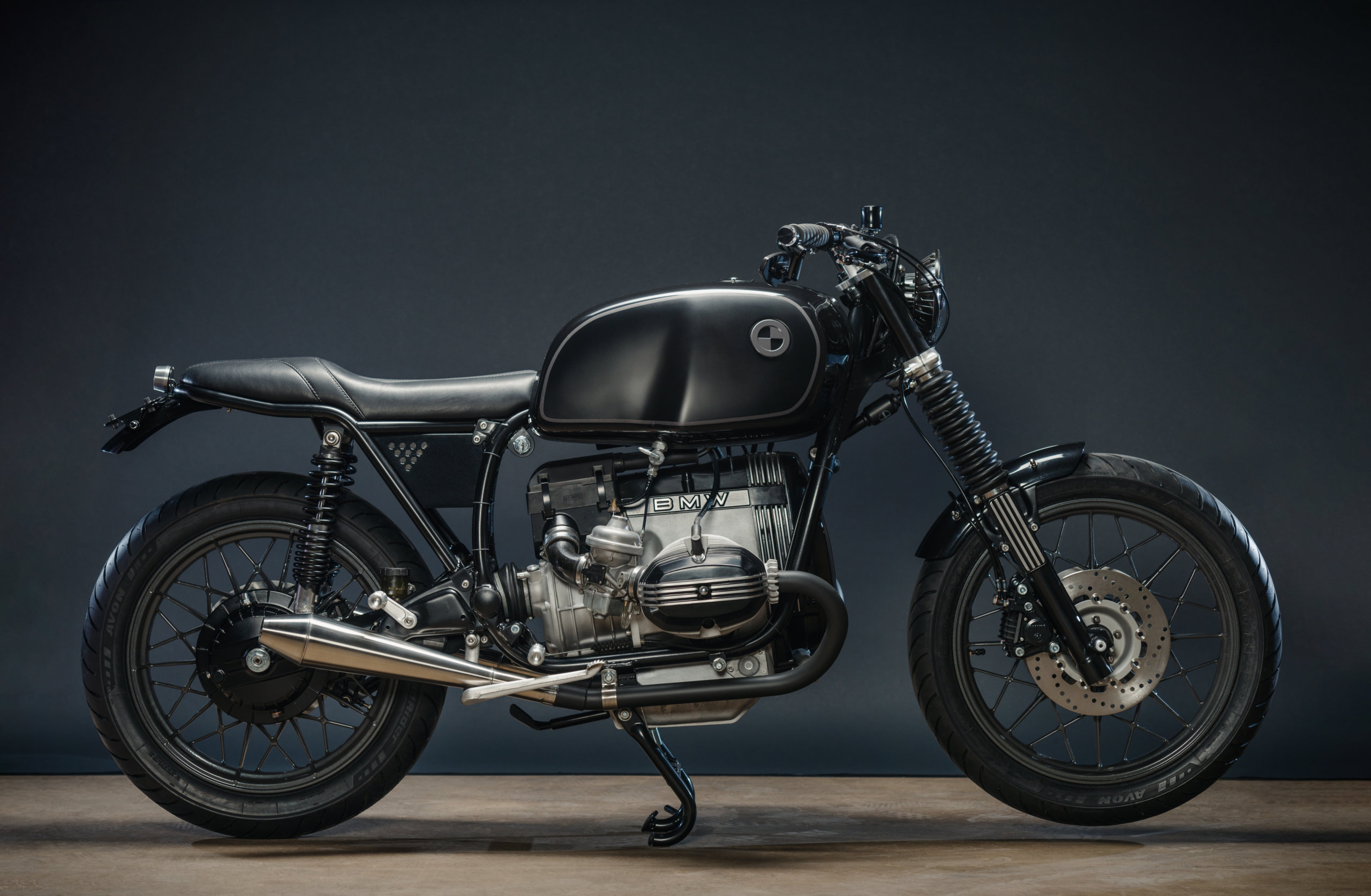 BMW M1/7 Black from Analog Motorcycles