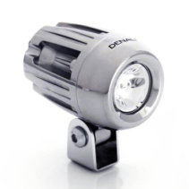 Denali DM LED Light Pod - Chrome