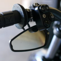 CRG Arrow Bar-End Mirror